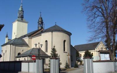 Podziękowania z parafii w Żarkach