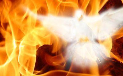 Ogień miłości Boga