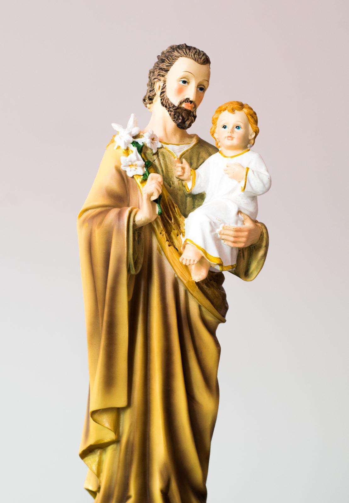 Figurka Św. Józefa 40 cm.
