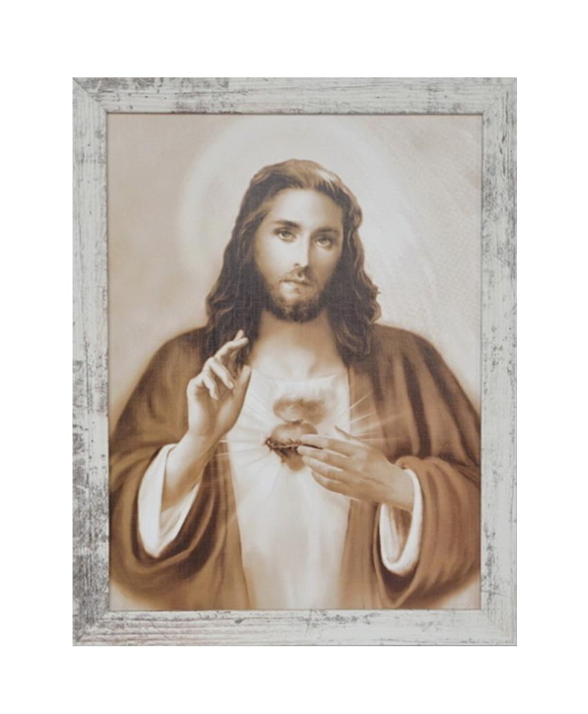 Obraz Pan Jezus z otwartym Sercem