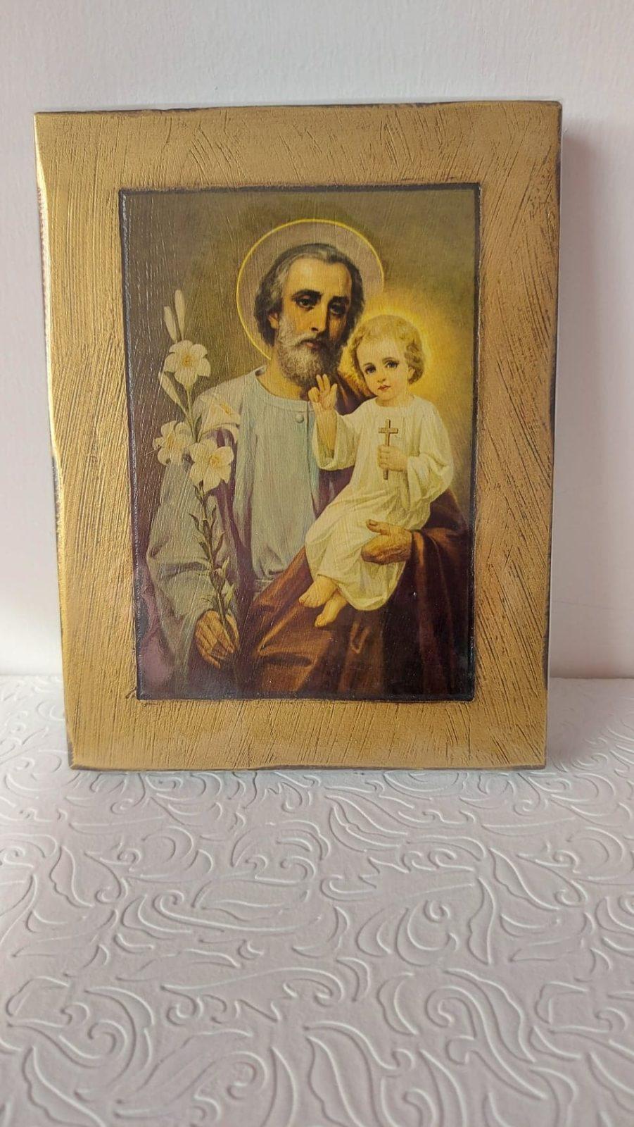 Ikona Św Józefa