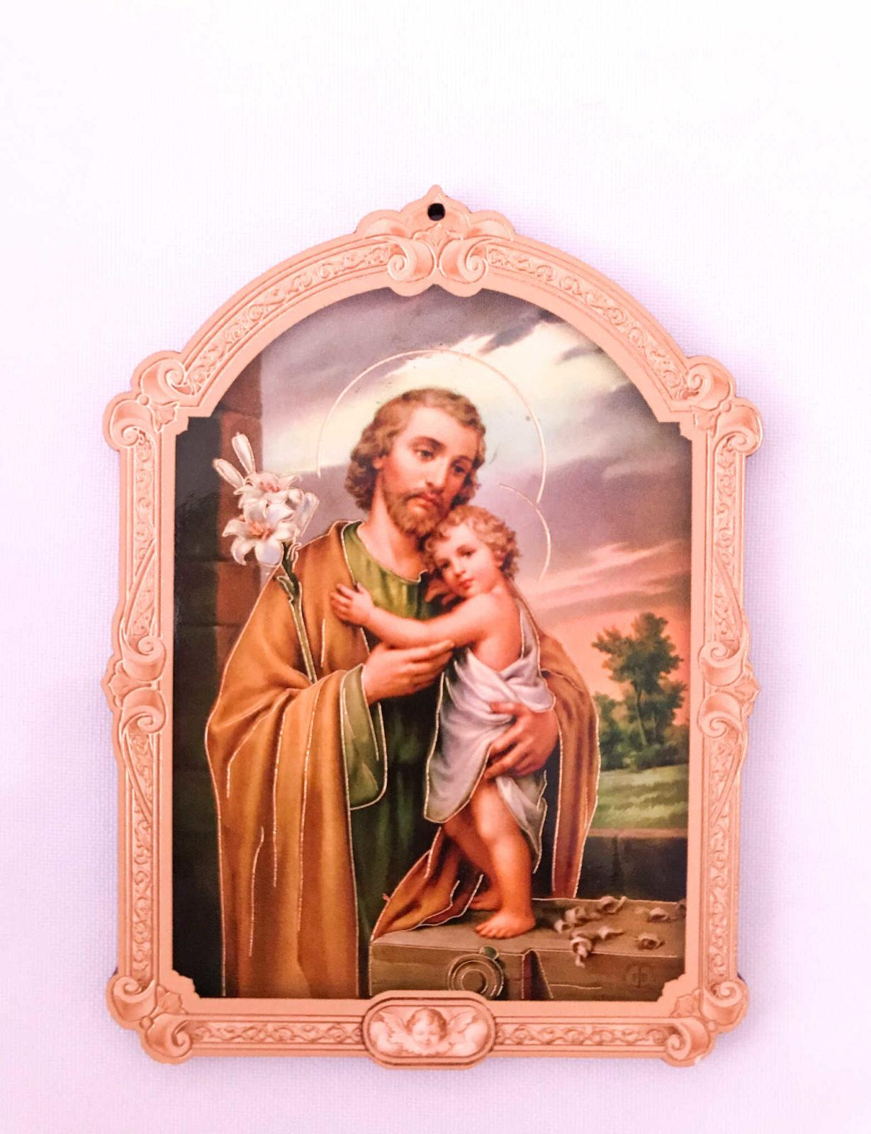 Św. Józef deseczka