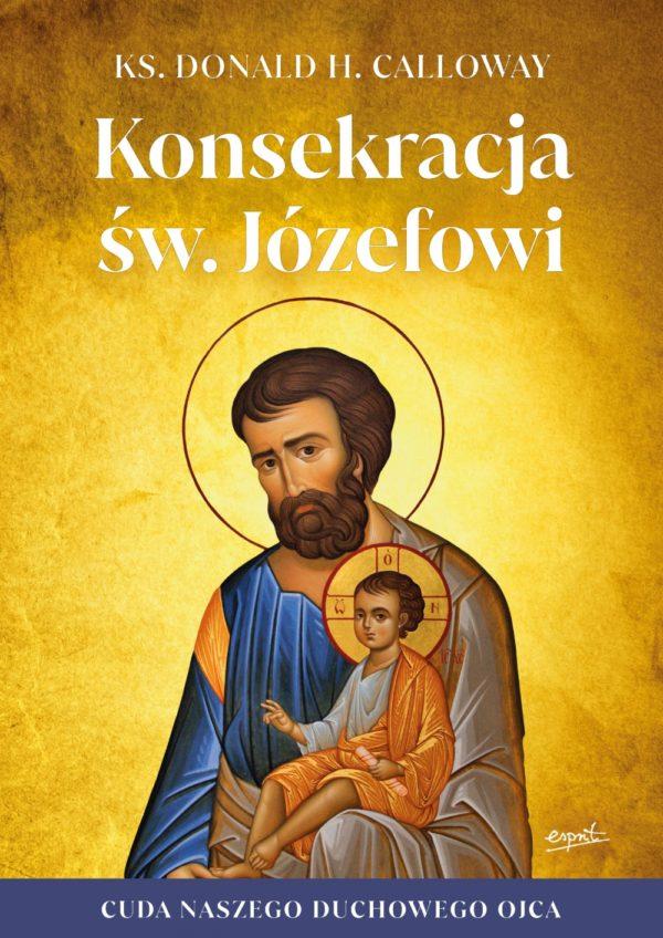 książka konsekracja Św. Józefowi