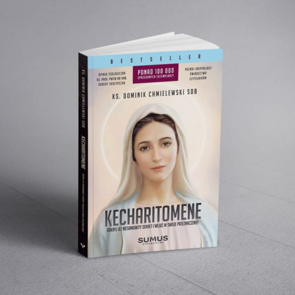 Książka Kecharitomene