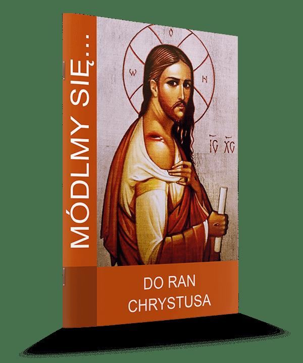 modlitewnik do Ran Chrystusa