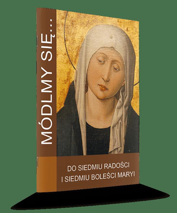 modlitewnik do siedmiu radości i siedmiu boleści Maryi