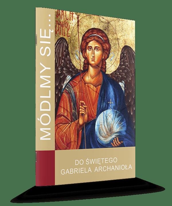 modłitewnik do świętego Gabriela