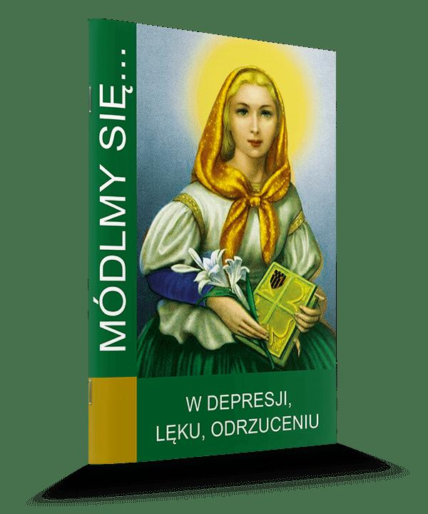 modlitewnik w depresji, lęku, odrzuceniu