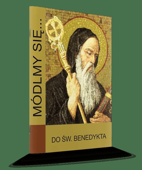 Modlitewnik do Św. Benedykta