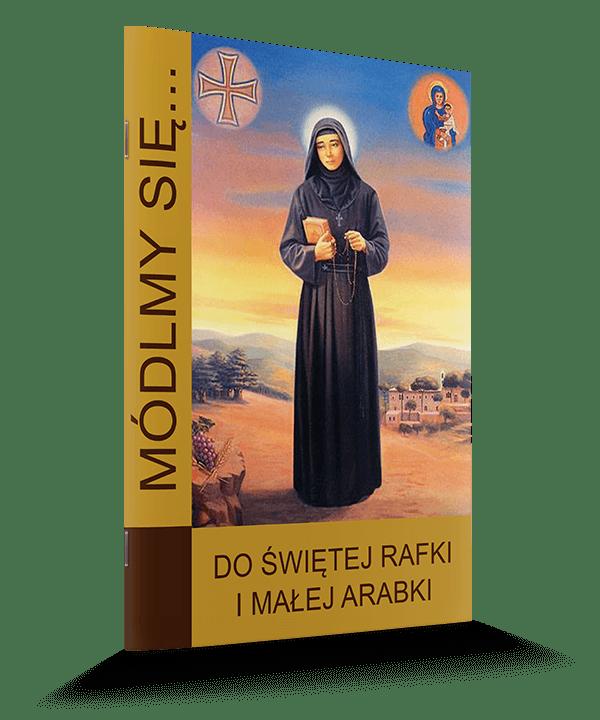 modlitewnik do św Rafki i Małej Arabki