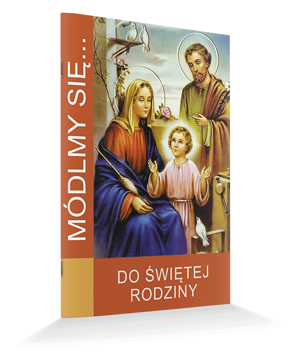 modlitewnik do Świętej Rodziny